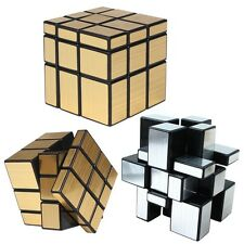 Odd Shape Mirror Magic Cube Puzzle Rubiks Cube Educational Toys