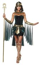 Egyptian Goddess Adult Womens Costume HALLOWEEN Sexy Cleopatra Outfit