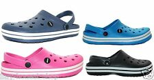 Unisex Clogs Mens Womens Beach Shoes Sandals Summer Clog All Sizes 3-12 Slippers