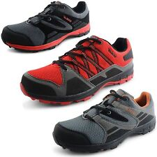 MENS GOLA LACE UP HIKING BOOTS WALKING TRAIL TREKKING WORK TRAINERS SHOES SIZE