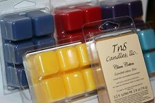 Wickless Candles Scented Wax Melts, Cubes, Bars