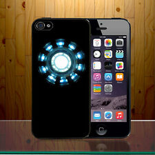 Arc Reactor Iron Man Marvel Super Hero Heart Hard Phone Case Cover Z437