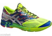 MENS ASICS Gel Noosa Tri 10 MEN'S RUNNERS/SNEAKERS/FITNESS/TRAINING SHOES YELLOW