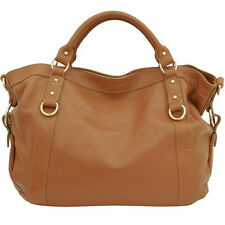 New leather HandBag Shoulder Women bag brown black hobo tote purse designer lady