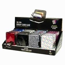 Credit Card Case - 8 Designs to Choose From!