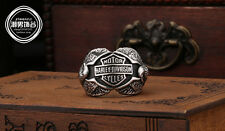 Fashional Biker Ring For Harley Davidson Engine Titanium Steel Collection Ring