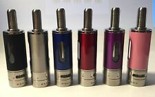 EMOW Tank Dual wick heads Clearomizer Atomizer adjustable air flow