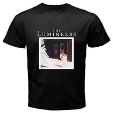 New The Lumineers Folk Rock Band Men's Black T-Shirt Size S to 3XL