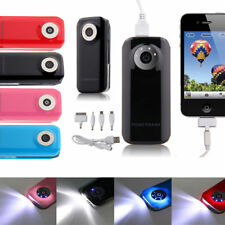 Portable 5000mAh USB External Battery Power Bank Charger For iPhone Samsung HTC