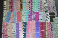 Jamberry Nail Wraps NEW Spring Summer 2015 Half Sheet IN STOCK Over 50 Designs
