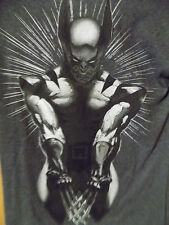 NEW MENS GRAY  T-SHIRT  WOLVERINE    MEDIUM MARVEL