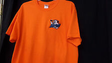 Orlando Solar Bears Hockey Embroidered T-Shirts S-6XL ECHL Brand New Super Cool!