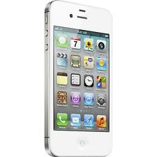 Apple  iPhone 4 - 8 GB - White - Smartphone - Factory Unlocked any GSM