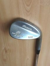 * ONLY £16.99 * PRE-OWNED MIZUNO MP T SERIES FORGED RAW HAZE 53 DEG 08 BOUNCE