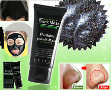 50ml Black Mud Face Mask Blackhead Remover Deep Cleansing Peel Acne Treatment