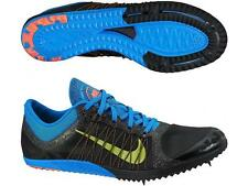 Nike Zoom Victory XC 3 Unisex Track Running  Shoes  W/ Spikes Black Blue Volt