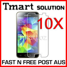 Tempered Glass & Clear & Matte LCD Screen Protector Guard Samsung Galaxy S5 mini