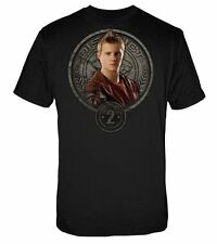 Hunger Games Cato in Stone Seal Men's Tee Shirt NEW Movie Clothing
