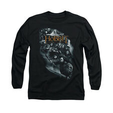 The Hobbit Cast Of Characters Adult Long Sleeve T-Shirt