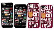 FRIENDS Tv Show Sitcom Smelly Cat Central Perk Case iPhone 4 4S 5 5S 6 6 Plus