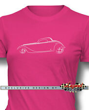 Ford Coupe Hot Rod 1934 Women T-shirt - Multiple Colors & Sizes