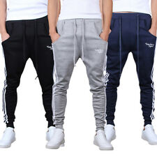 Men Casual Baggy Pants Training Jogging Dance Skinny Trousers Slacks Sweat Pant
