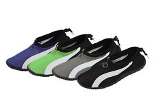 New Mens Water Shoes Aqua Socks Yoga Exercise Pool Beach Dance Swim Slip On Surf