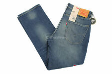 Levis 541 Blue Canyon 181810015 - Athletic Fit Jeans Dark Blue Stretch $68