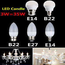 E27 E14 LED Globe Bulb 2835 SMD Candle Light cool/Warm White Spot Light