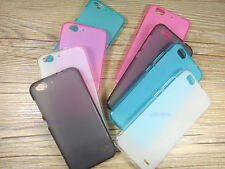 TPU Gel Case Cover for ZTE Blade S6 Plus Lux Open smartphone mobile cell phone