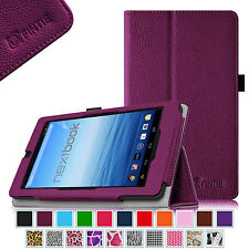 """Fintie Folio Cover Case Stand For Nextbook 7"""" NX700QC16G Android Tablet 2014"""