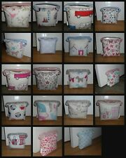 Hand Crafted Fabric Door Stops, Shabby Chic