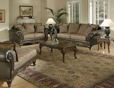 Mercer Victorian Style Sofa/Loveseat/Chaise, Living Room Furniture, Pick it