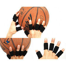 Basketball Outdoor Sport All Round Protective Gear Fingers Stall Sleeve Cap Acc