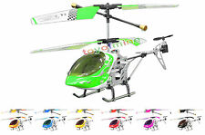 New RC Micro 3 CH V Max Metal Frame Helicopter 6020 Gyro 3-Channel