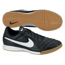 MENS NIKE TIEMPO GENIO LEATHER INDOOR COURT TRAINERS FUTSAL TENNIS SHOES