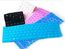 Silicone Keyboard Cover Skin for Dell New Inspiron 14R,N4110,N4120 N4050,14V,13Z