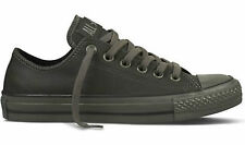 CONVERSE Chuck Taylor Unisex All Star Leather Sneakers Low - Black 132101