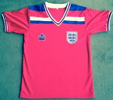 England 1982 World Cup Admiral Style Away Shirt