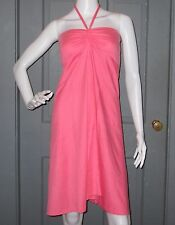 NWT convertible PATAGONIA halter dress KAMALA skirt Cosmo Pink NEW XS S M L XL