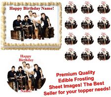 ONE DIRECTION 2015 NEW 1D Edible Cake Topper Image Frosting Sheet-All sizes!