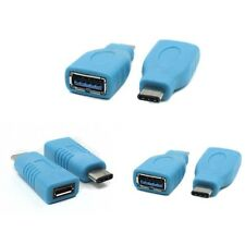 USB 3.1 Type-C Male to USB 3.0/USB 2.0/ Micro USB 5pin Type AF Cable Connector