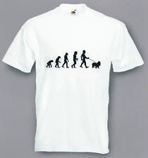 Evolution To Cocker Spaniel t-shirt Funny Dog T-shirt sizes Sm To 2XXL