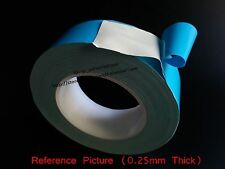 0.25mm Thick, LED Lighting Heat Sink Thermal Conductive Double Adhesive Tape 25M