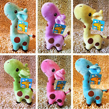 Cute Giraffe Soft Plush Toy Animal Dear Doll Baby Kid Children Birthday Gift