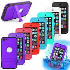 Durable Waterproof Shockproof Case Touch Cover For Apple iPod iTouch 5 5th Gen