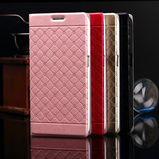Luxury Flip Stand Wallet Leather Card Cover Case For Samsung Galaxy S6/S6 Edge