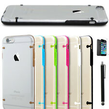 For iPhone Samsung Galaxy Shockproof Rugged Hybrid Rubber Hard Phone Cover Case