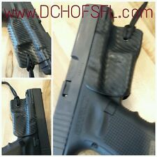 Deep Concealment Custom Kydex Trigger Guard  for Glock Handguns