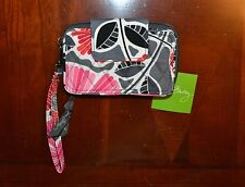 New with tags, Vera Bradley Smartphone Wristlet 2.0 in Cheery Blossoms